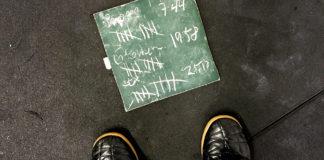 Crossfit - flyt i träningen