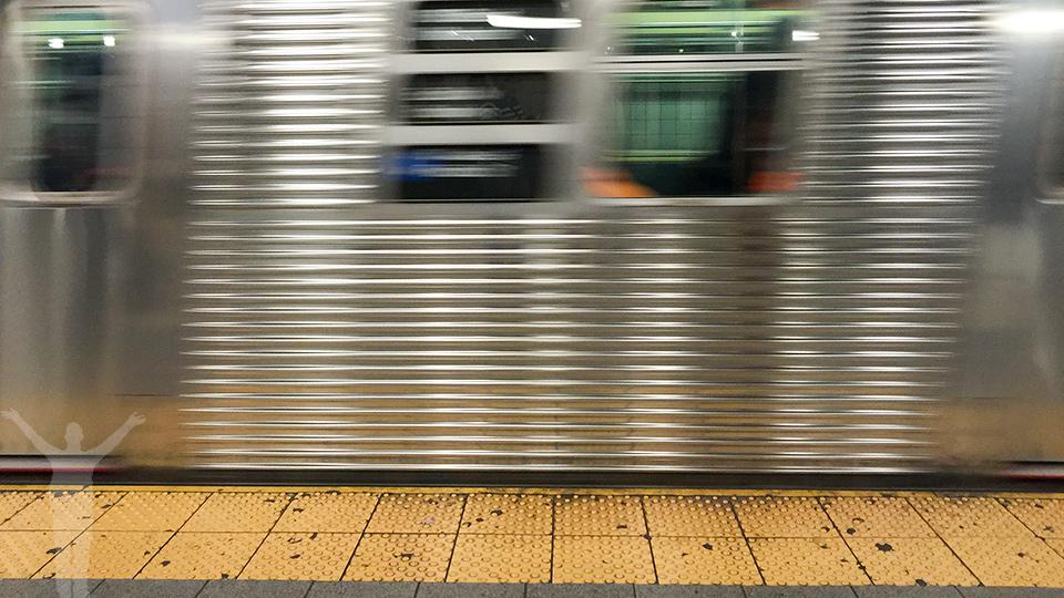 Tunnelbana i New York