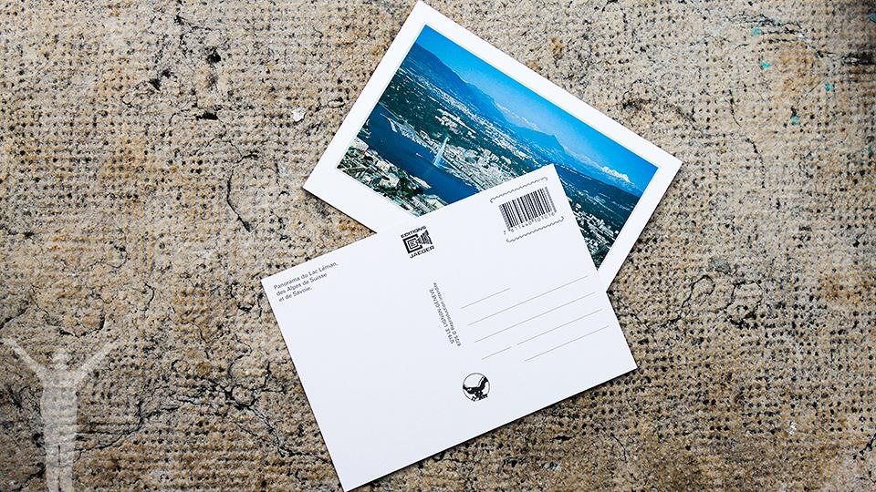 Skicka ett vykort