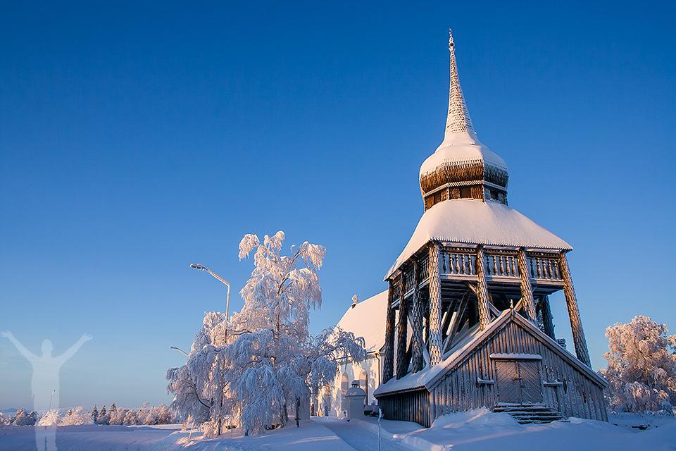 Frösö kyrka, Jämtland