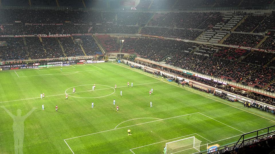 Fotboll på San Siro