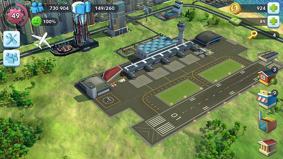 Ta sig ur skiten - Sim City - Buildit