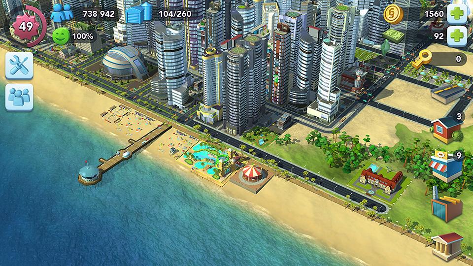 Sim City - Buildit
