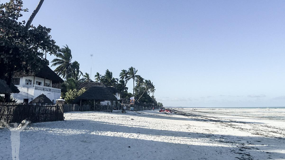 På resande fot - Jambiani på Zanzibar