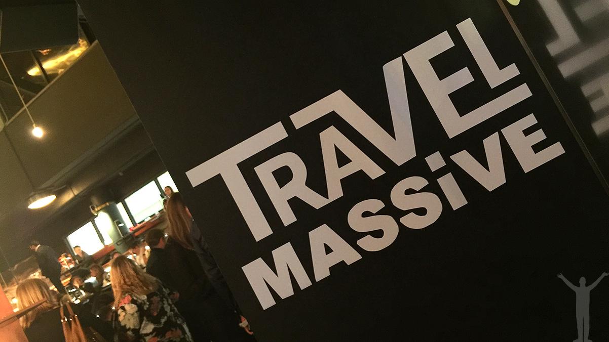 Travel Massive på Teatern vid Skanstull