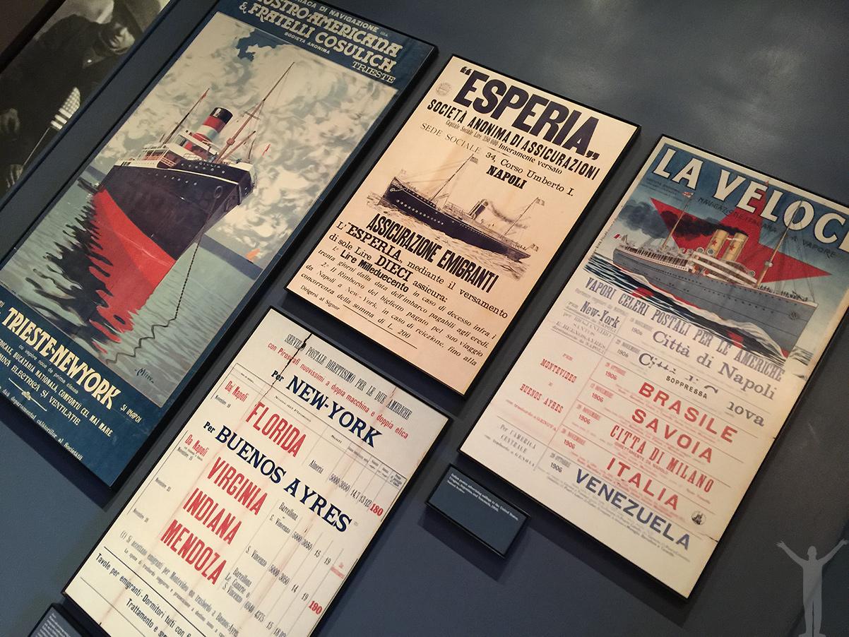 Posters från rederier