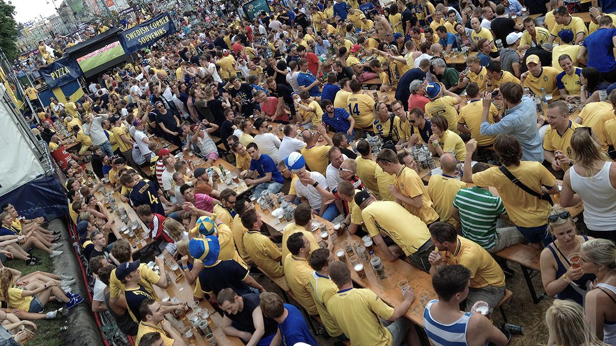 Swedish Corner, Kiev 2012