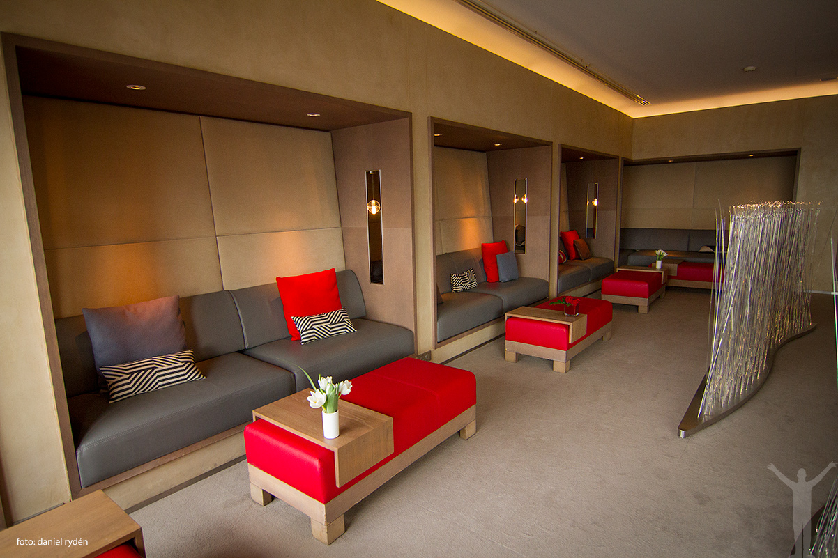 La Premiere Lounge, Air France CDG Paris