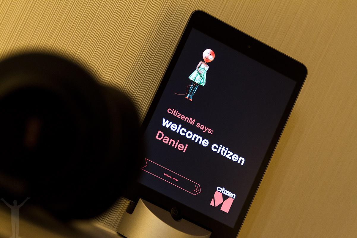 Välkommen till citizenM