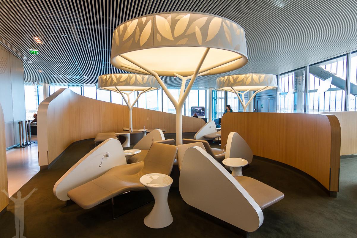 Air France Lounge, Terminall 2E