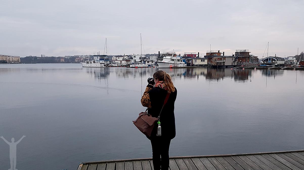 Pampas Marina och Äntligen Vilse.