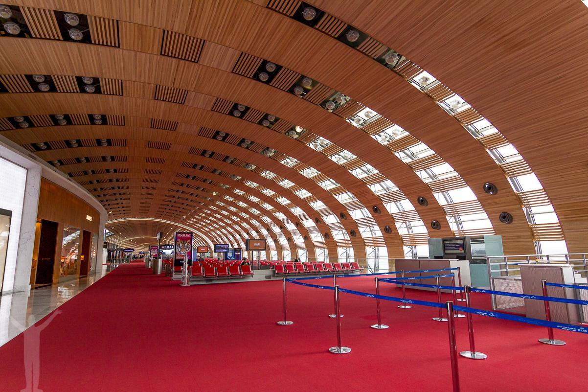 Terminal 2E, hall K