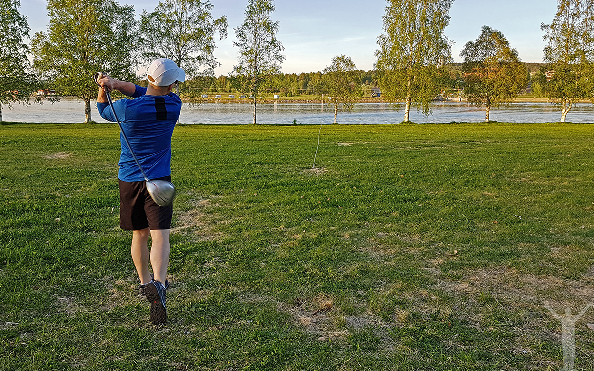 Golfsäsongen är igång!