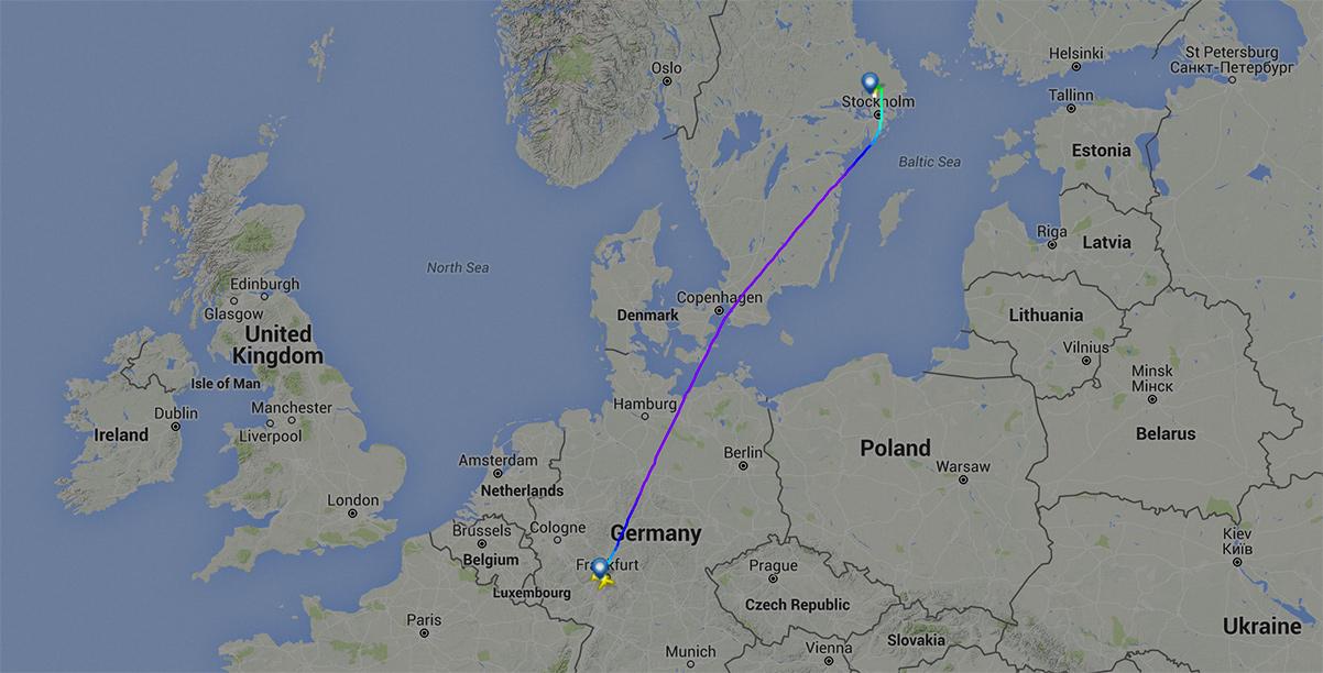 LH806, FRA-ARN, Airbus A321-231, D-AISJ