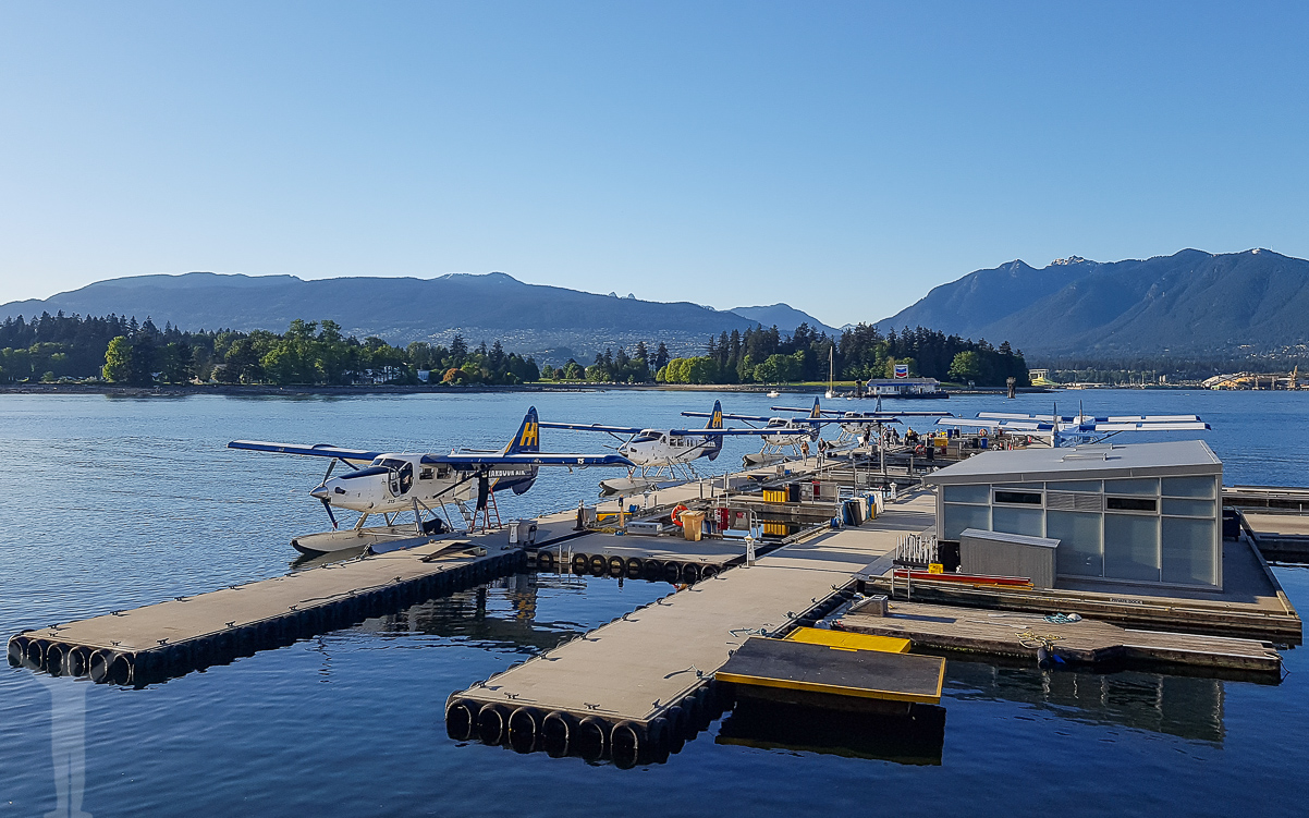 Vancouver Harbour Flight Centre Seaplane Terminal