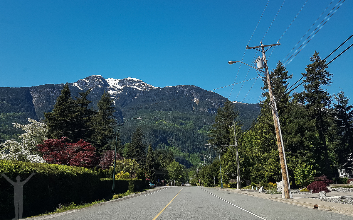 Squamish, BC, Kanada