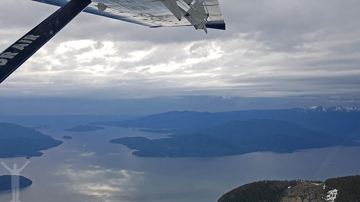 Flightseeing Vancouver