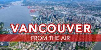 Sjöflygplan i Vancouver