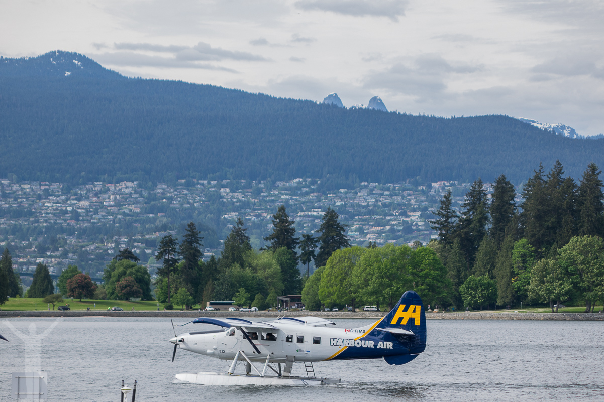 Harbour Air, Vancouver