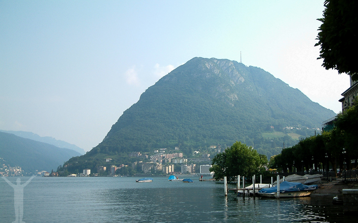 Lugano och San Salvatore - en plats att återvända till.