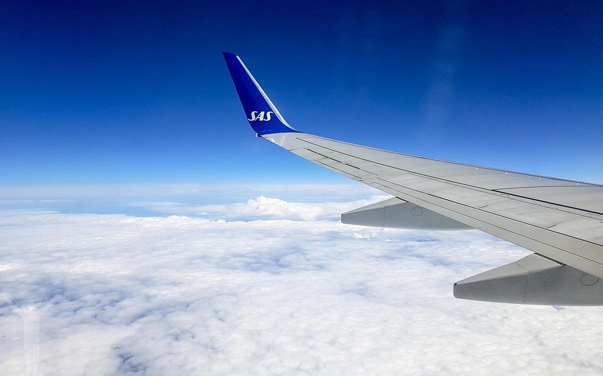 #flysas och flygfoton