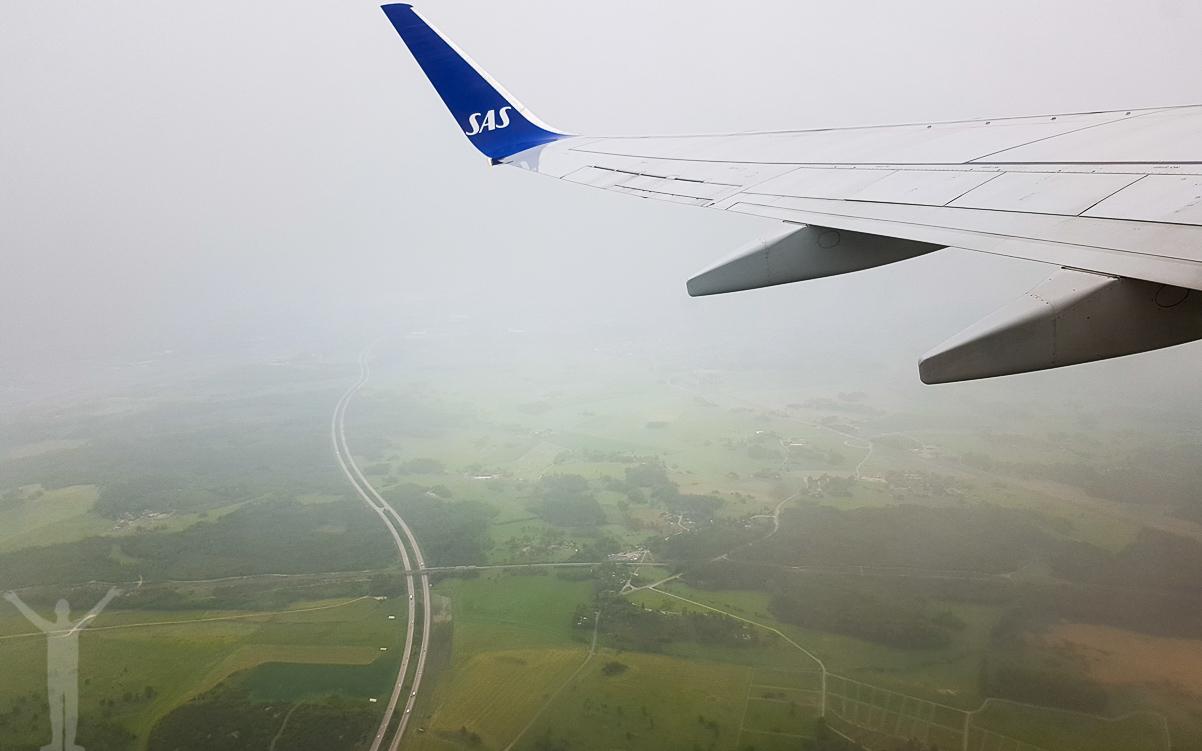 Takeoff Arlanda