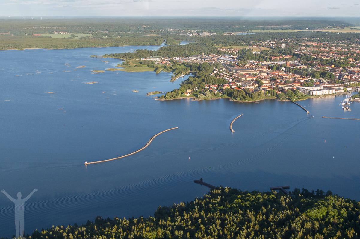 Hamninloppet i Vänersborg.