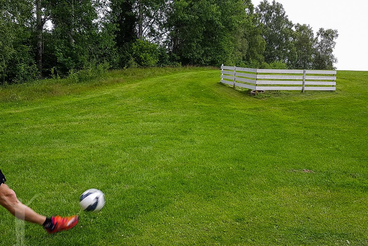 Lane Loge - fotbollsgolf