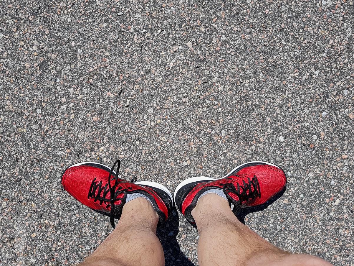 Nya löparskor från Asics