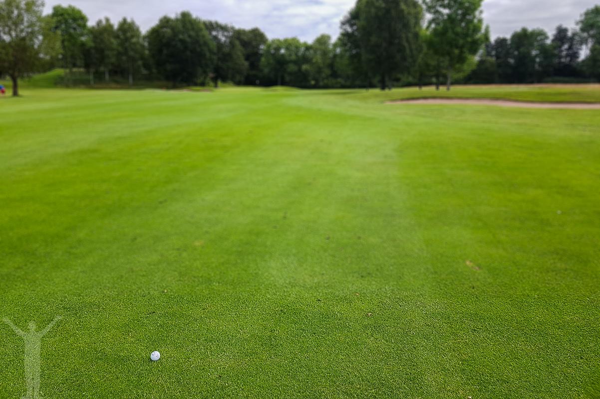 18 hål utan hets på Onsjö Golfklubb