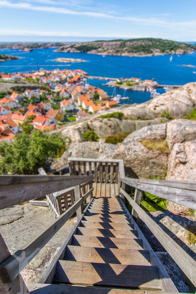 Vandringsled i Bohuslän