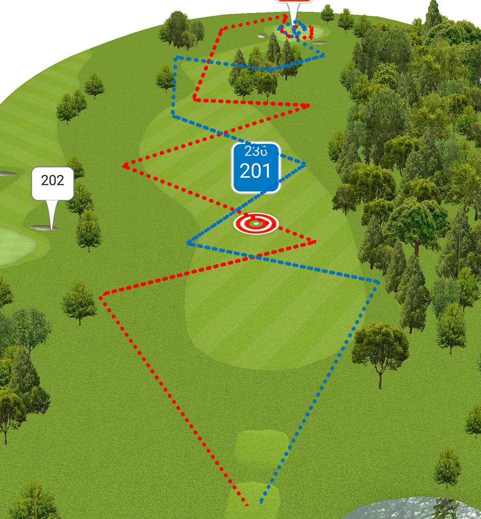 Golf - inget sällskapsspel direkt