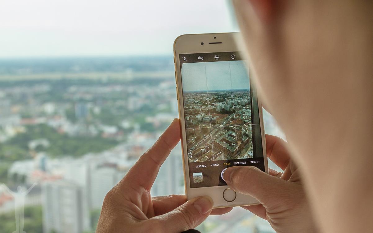 Berlin från ovan
