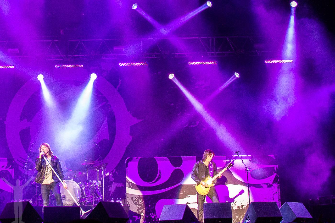 Europe - Storsjöyran 2010