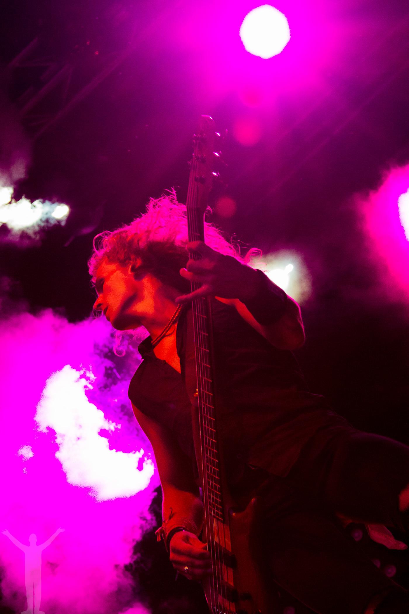 Avatar på Storsjöyran 2010