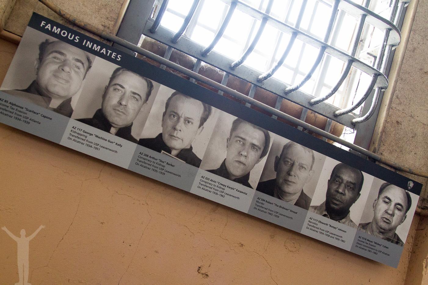 Berömda fångar