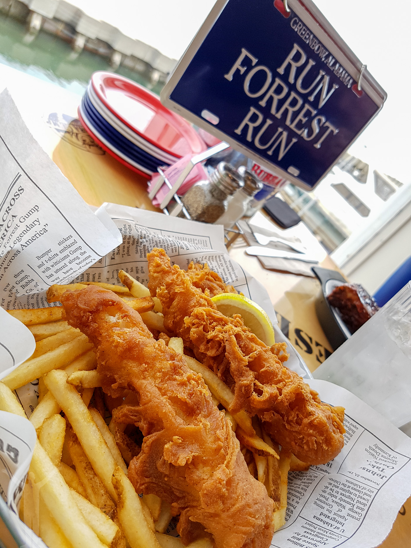 Bubba Gump, Fisherman's Wharf