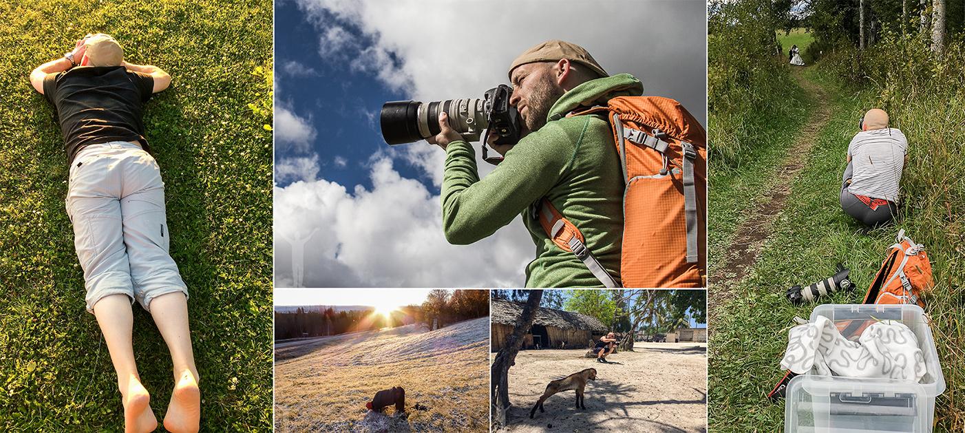 Dryden - fotografen