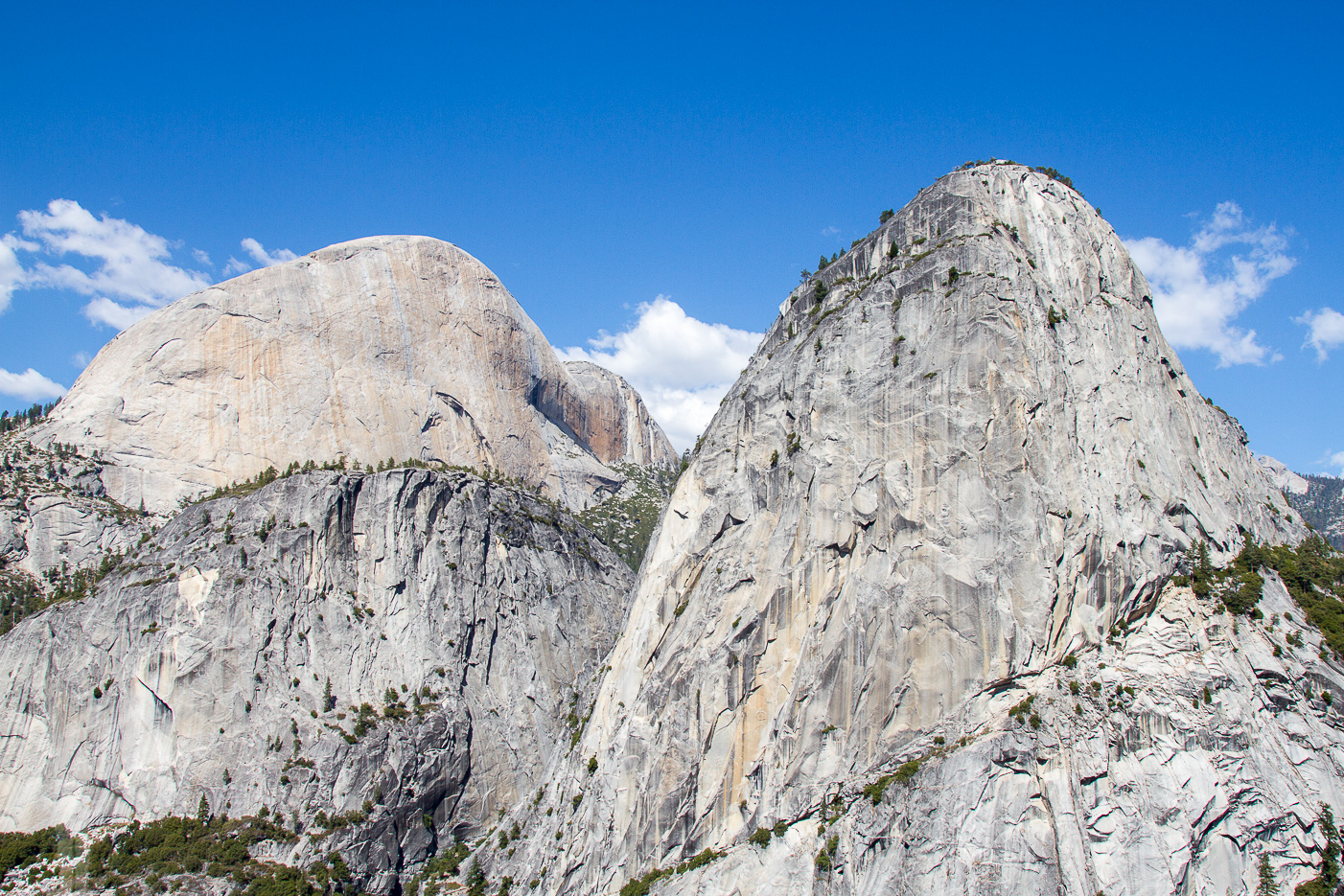 Liberty Cap, Yosemite