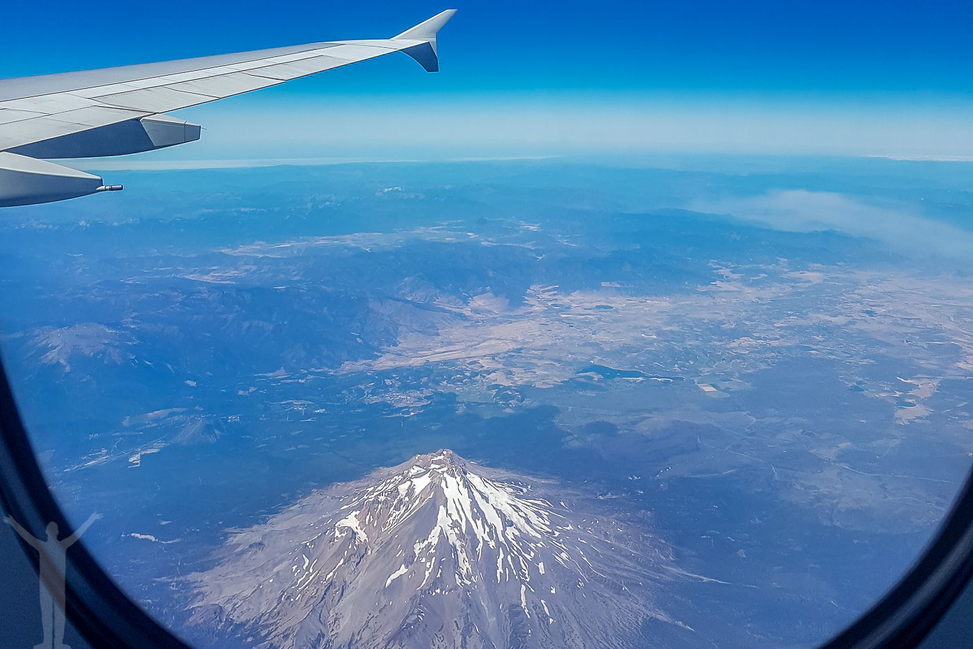 Mount Shasta, 4322möh