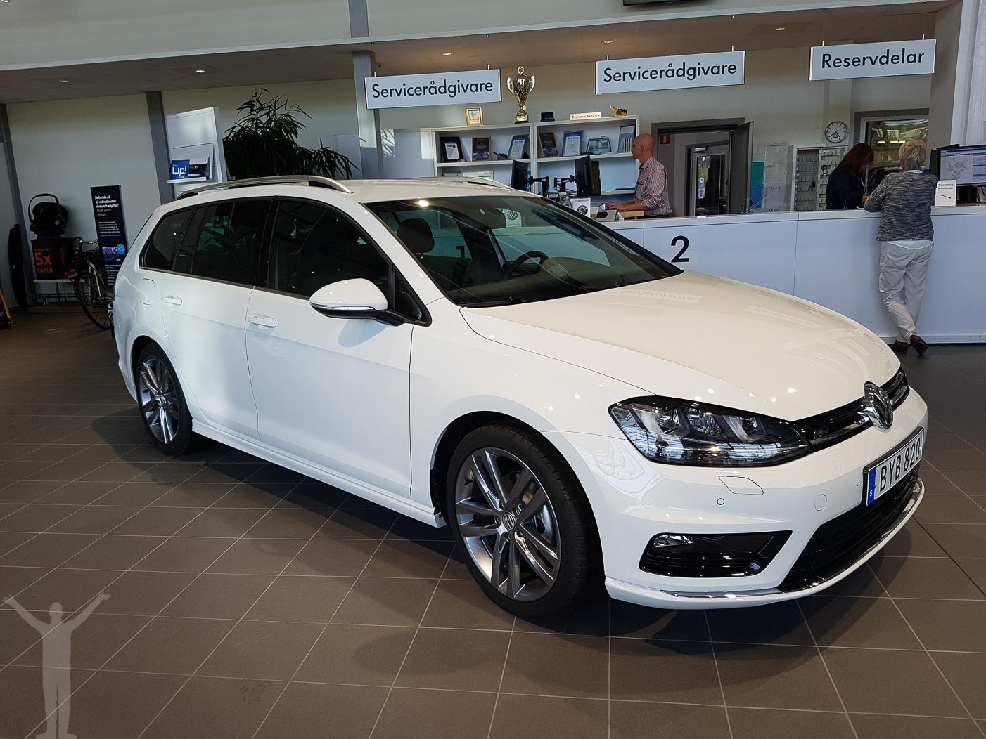 Volkswagen Golf Sportcombi