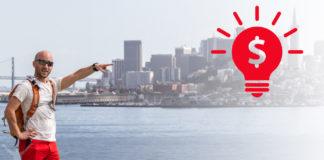 Vad kostar en resa till San Francisco?