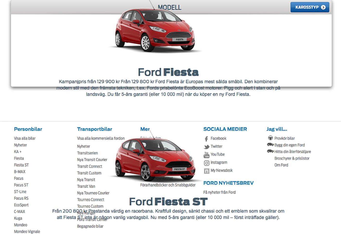 Ford.se