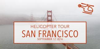 Helikoptertur San Francisco