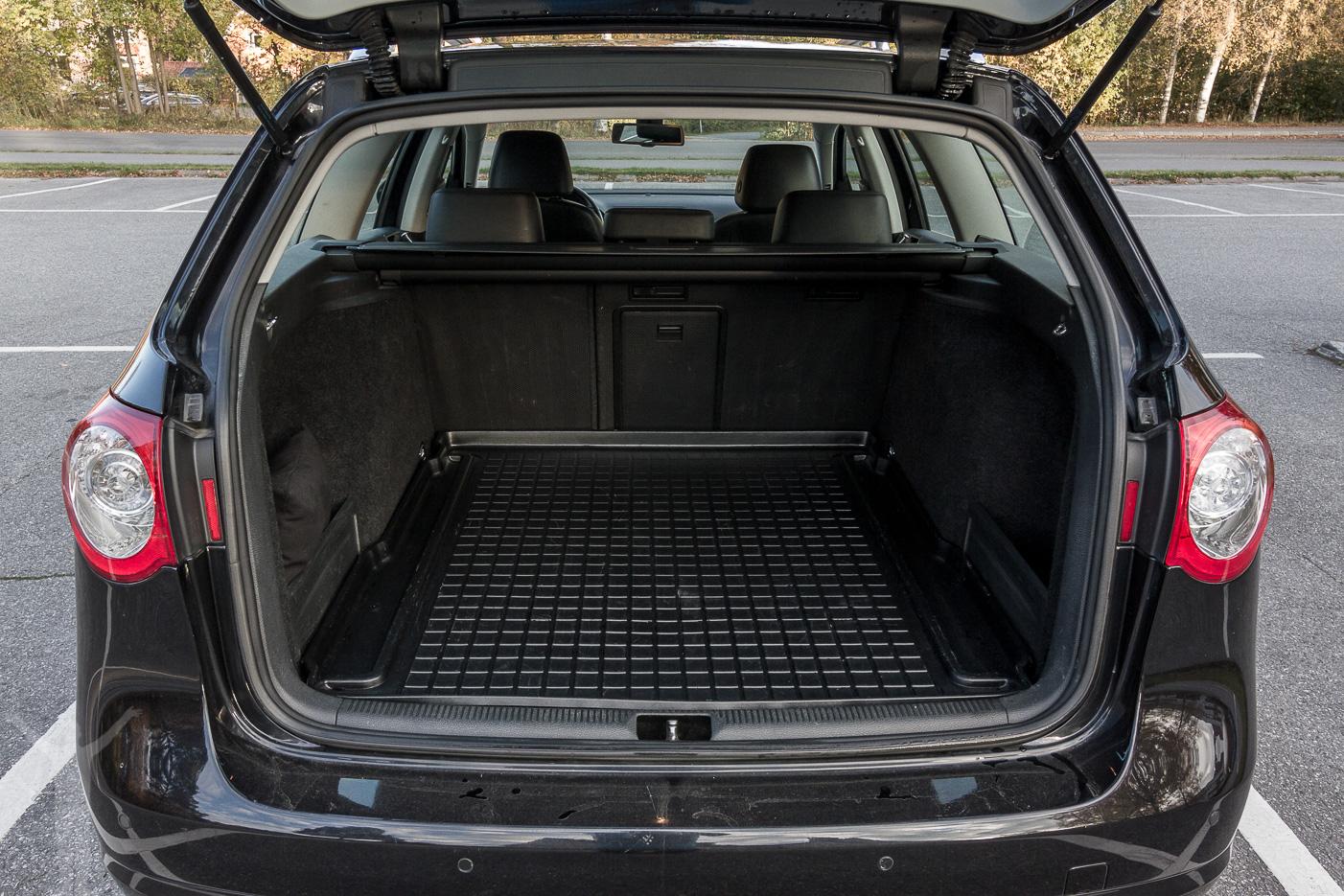 Volkswagen Passat - bagageutrymme