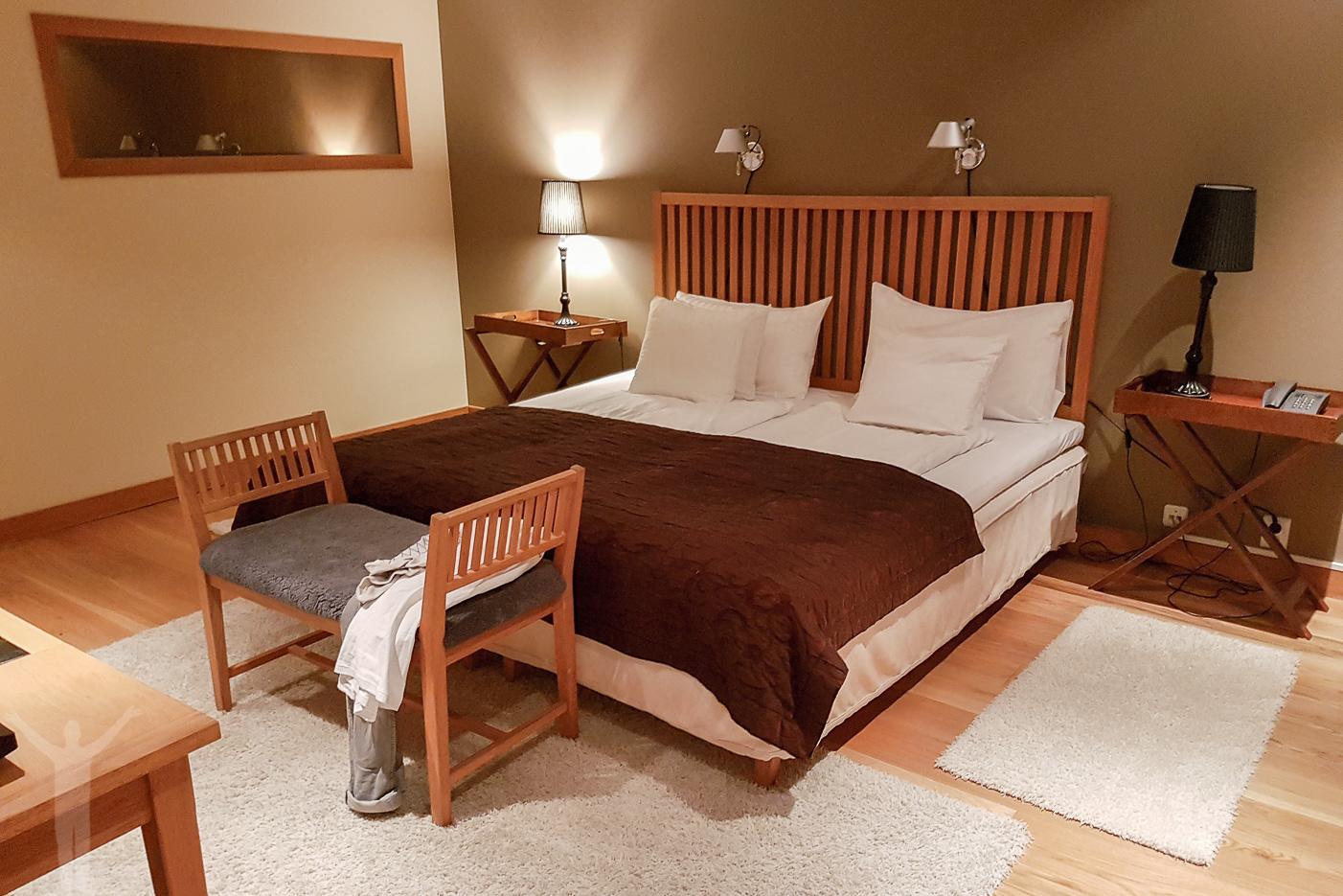 Sovrummet i Fogiasviten