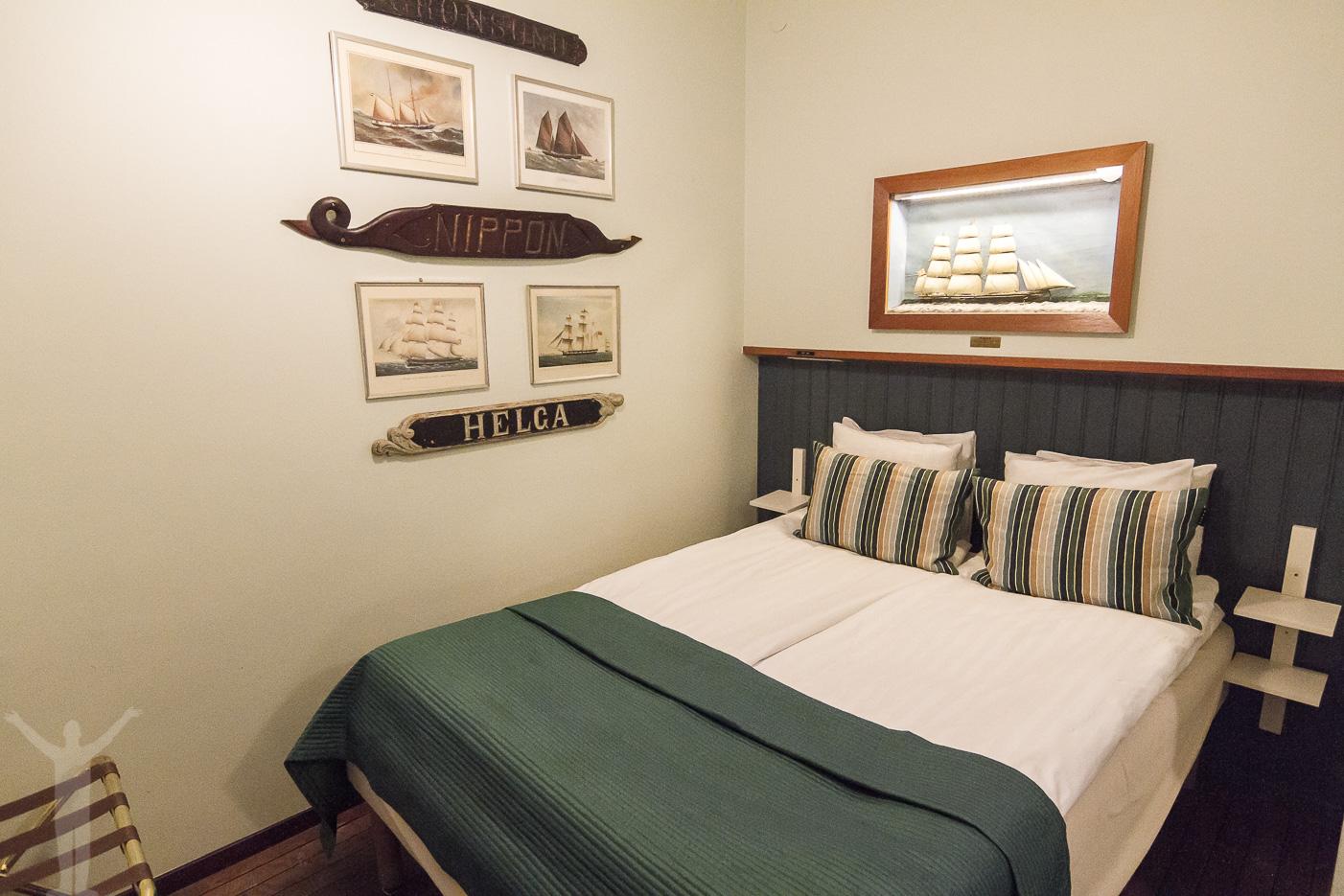 Hotellrum på Lord Nelson