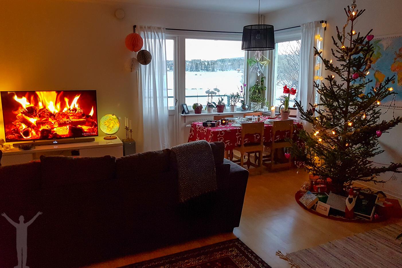 Julafton i Skärgår'n