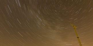 Kvällsfotografering under stjärnorna