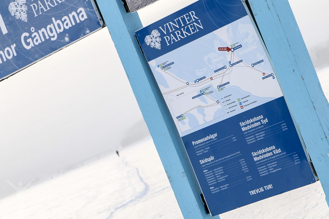 Vinterstaden och Vinterparken